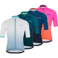 Santini Karma Luce Jersey - XL - Space Blue