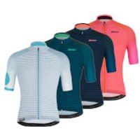 Santini Karma Mille Jersey - S - Space Blue