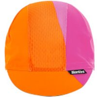 Santini Studio Cap - Atomic Orange