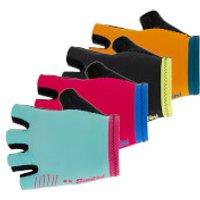 Santini Luce Gloves - M - Tuscan Yellow