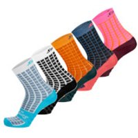 Santini Grido High Profile Socks - M/L - Black