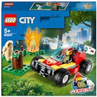 LEGO City Fire: Forest Fire (60247)
