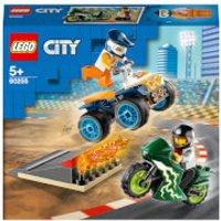 LEGO City Turbo Wheels: Stunt Team (60255)