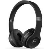 Beats by Dr. Dre Solo 3 Wireless On-Ear Headphones - Gloss Black - Electronics Gifts