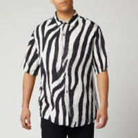Ksubi Men's Animal Shirt - Black - S