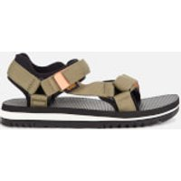 Teva Women's Universal Trail Sandals - Burnt Olive - UK 5