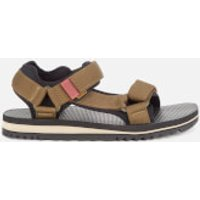 Teva Men's Universal Trail Sandals - Dark Olive - UK 8