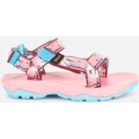 Teva Toddlers' Hurricane Xlt2 Sandals - Unicorn Geranium Pink - UK 4 Toddler