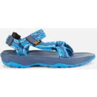 Teva Kids' Hurricane Xlt2 Sandals - Delmar Blue - UK 12 Kids