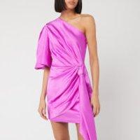 Solace London Women's Marcie Mini Dress - Bright Purple - US 8/UK 12