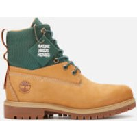 Timberland Men's 6 Inch Waterproof Sustainable Treadlight Boots - Wheat - UK 9