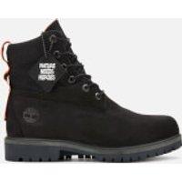 Timberland Men's 6 Inch Waterproof Sustainable Treadlight Boots - Black - UK 10