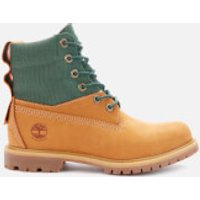 Timberland Women's 6 Inch Premium Sustainable Waterproof Boots - Wheat - UK 6