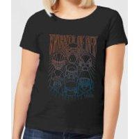 Star Wars Knights Of Ren Women's T-Shirt - Black - XXL - Black - Geek Gifts