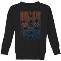 Star Wars Knights Of Ren Kids' Sweatshirt - Black - 11-12 Years - Black - Geek Gifts