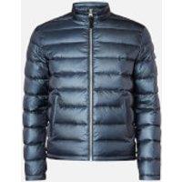 Mackage Men's James Ripstop Puffer Jacket - Navy - XL