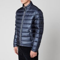 Mackage Men's James Ripstop Puffer Jacket - Navy - S