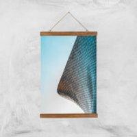 Tiled Corners Giclee Art Print - A3 - Wooden Hanger