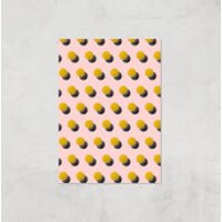 Bouncing Dots Giclee Art Print - A4 - Print Only - Bouncing Gifts