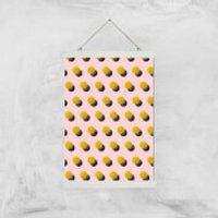 Bouncing Dots Giclee Art Print - A3 - White Hanger - Bouncing Gifts