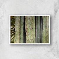 Stand Tall Giclee Art Print - A2 - White Frame