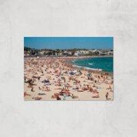 Summer Holidays Giclee Art Print - A2 - Print Only - Summer Gifts