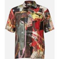 Our Legacy Men's Box Shirt - Peace Crowd - M