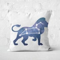 Cosmic Leo Square Cushion - 60x60cm - Soft Touch
