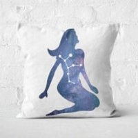 Cosmic Virgo Square Cushion - 50x50cm - Soft Touch - Cushion Gifts