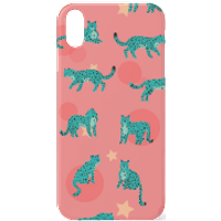Cosmic Leopard Phone Case for iPhone and Android - iPhone 7 Plus - Tough Case - Matte