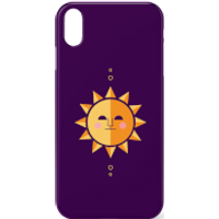 The Sun Phone Case for iPhone and Android - Samsung Note 8 - Tough Case - Gloss