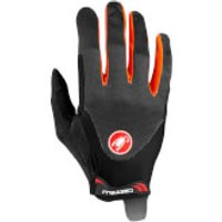 Castelli Arenberg Gel LF Gloves - M - Dark Orange