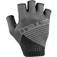 Castelli Competizione Gloves - M - Dark Gray