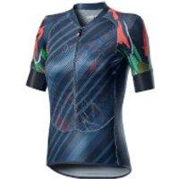 Castelli Women's Climbers Jersey - XL - Dark Steel Blue