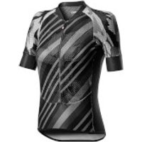 Castelli Women's Climbers Jersey - L - Light Black