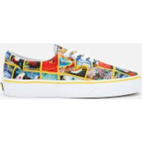 Vans X National Geographic Era Trainers - Multi Covers/True - UK 3