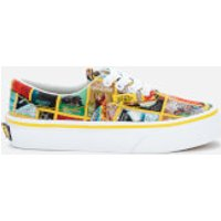 Vans X National Geographic Kids' Era Trainers - Multi Covers/True - UK 10 Kids