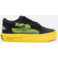 Vans X National Geographic Kids' Old Skool Trainers - Photo Ark - UK 11 Kids