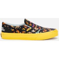 Vans X National Geographic Toddlers' Classic Slip-On Trainers - Photo Ark - UK 6 Kids