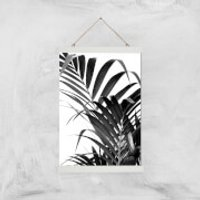 Palm Life Giclee Art Print - A3 - White Hanger - Life Gifts