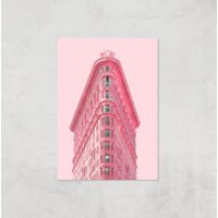 Cherry Heights Giclee Art Print - A2 - Print Only