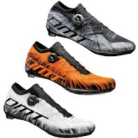 DMT KR1 Carbon Road Shoes - EU 43 - Black