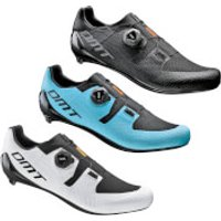 DMT KR3 Carbon Road Shoes - EU 44 - White/Black