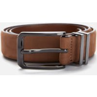 Ted Baker Men's Crumbs Nubuck Leather Belt - Brown - W32