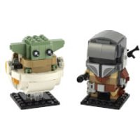 LEGO Star Wars: The Mandalorian & The Child Figures Set (75317)