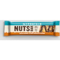 Image of Myprotein Nuts Bar (Sample) - 45g - Dark Chocolate & Salted Caramel