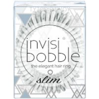 invisibobble Marblelous Slim You're Greyt Hair Ties (3 Pack)