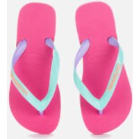 Havaianas Kids' Top Mix Flip Flops - Hollywood Rose - EU 31-32/UK 13 Kids