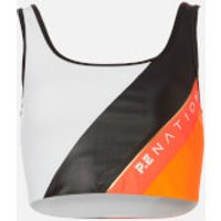 P.E Nation Women's Rebuild Sports Bra - White - M