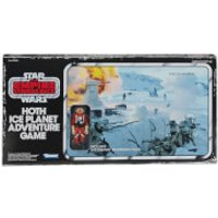 Hasbro Star Wars The Empire Strikes Back Hoth Ice Planet Adventure Game - Star Gifts